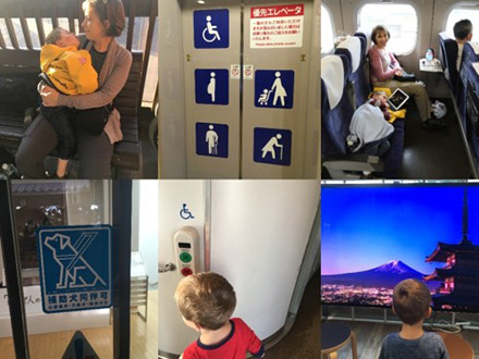 Spastic Mama: International Traveling with a Toddler